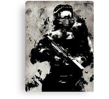 Halo Guardians Master Chief Artwork Canvas Print