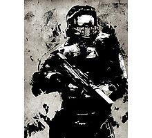 Halo Guardians Master Chief Artwork Photographic Print