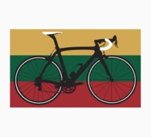Bike Flag Lithuania (Big - Highlight) by sher00
