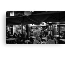 GoodTimes in Hardware Lane Canvas Print