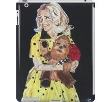 Blanche and Chewy iPad Case/Skin