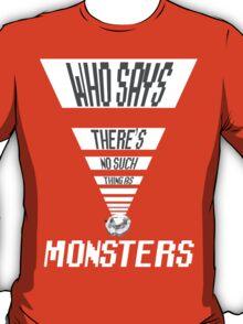 Who says- Digimon T-Shirt