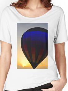 Balloon Over Paradise Women's Relaxed Fit T-Shirt
