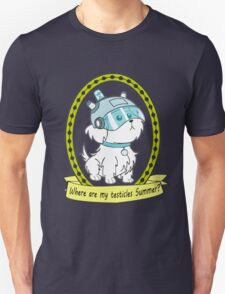 Where are they Summer? Unisex T-Shirt