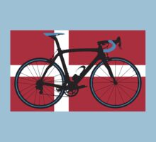 Bike Flag Denmark (Big - Highlight) by sher00