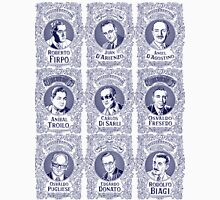 Tango Orchestra Leaders (in Blue) Unisex T-Shirt