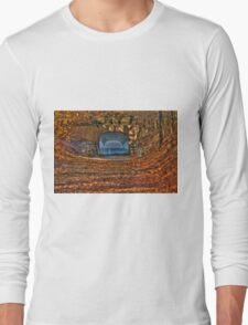 Tunnel Park in Autumn Long Sleeve T-Shirt
