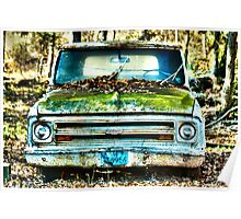 1967 Chevy Truck Poster
