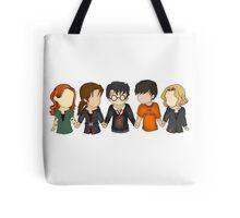 heroes Tote Bag