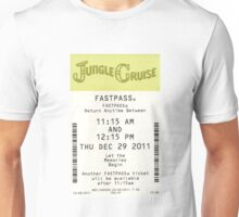 Jungle Cruise Fastpass Unisex T-Shirt