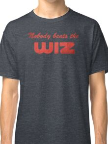 Nobody Beats The Wiz Classic T-Shirt