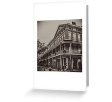 French Quarter Special Greeting Card