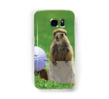 Gopher Golf Samsung Galaxy Case/Skin