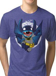 The Caped Invader Tri-blend T-Shirt