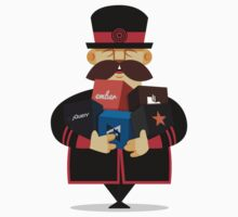 The Official Yeoman Sticker (Generator Edition) by yeoman-swag