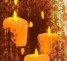 Flames by Betty MacRae