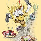 Real Life SpongeBob by Filippo Vanzo