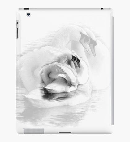 Two Swans iPad Case/Skin