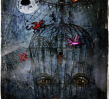 The Cage IV - Abandoned by Sybille Sterk