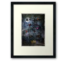The Cage IV - Abandoned Framed Print