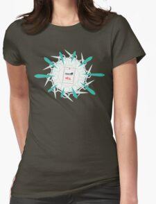 Shounen Brave Womens Fitted T-Shirt