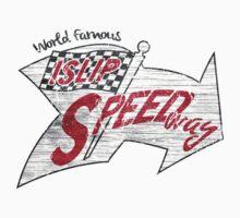World Famous Islip Speedway Kids Tee