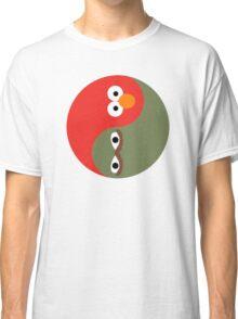 Yin and Yang on the Street Classic T-Shirt