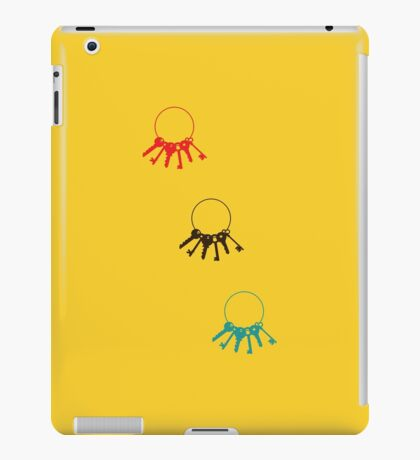 Fun Home - Ring of Keys iPad Case/Skin