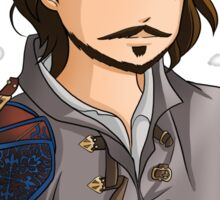 Aramis Season 3 Sticker
