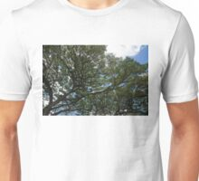 The Intricate Natural Canopy Unisex T-Shirt