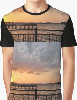 Charlotte Harbor at Sunset, As Is Graphic T-Shirt