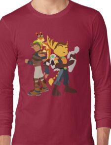 Playstation Duo Teams! Long Sleeve T-Shirt