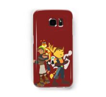 Playstation Duo Teams! Samsung Galaxy Case/Skin