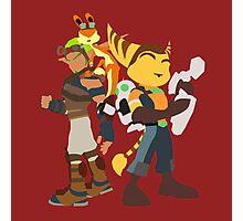 Playstation Duo Teams! Photographic Print