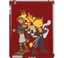 Playstation Duo Teams! iPad Case/Skin