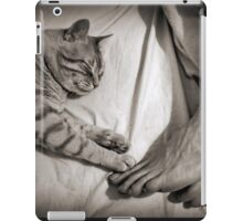 Keeping In Touch iPad Case/Skin