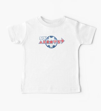 New York Arrows Jersey Baby Tee