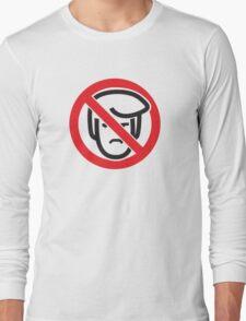 Say No To Grump Long Sleeve T-Shirt