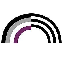 Hetero-asexual Photographic Print