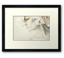 UnHuman Framed Print