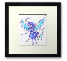 Lapis Lazuli  Framed Print