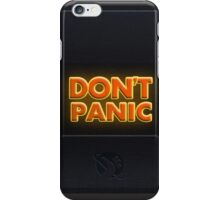 Don't Panic- HHGG iPhone Case/Skin
