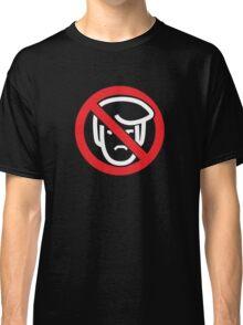 Say No To Grump (reverse) Classic T-Shirt