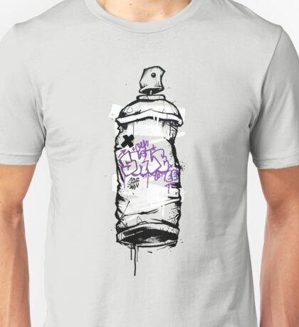 Spray Can Unisex T-Shirt