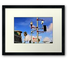 Our New Olde Style Framed Print