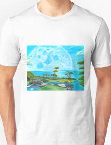 Moon Garden Unisex T-Shirt