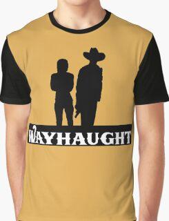 Wayhaught-Silhouette Graphic T-Shirt