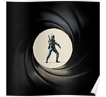 Boba Fett - Licensed to Kill Poster