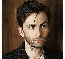 David Tennant 3 Photographic Print