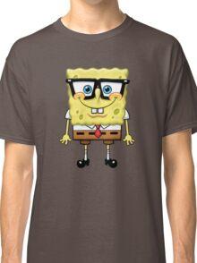 spongebob crazy cute Classic T-Shirt